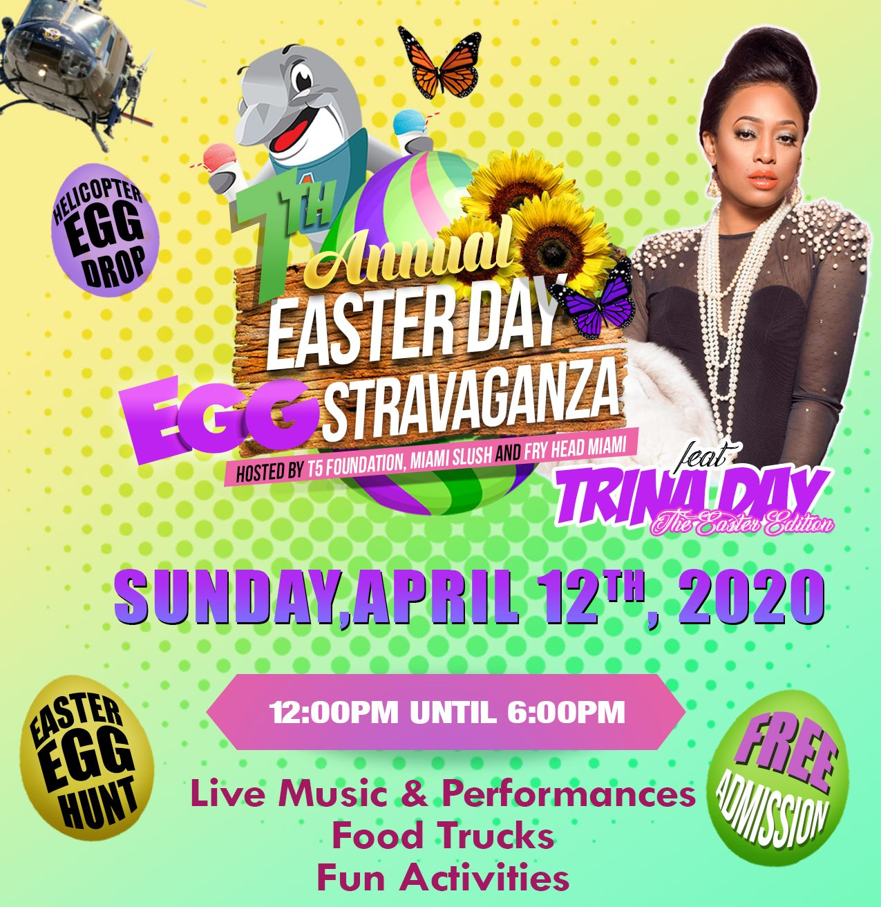 Easter Day Eggtravaganza